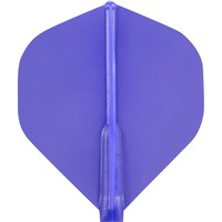 Cosmo Darts Cosmo Darts - Fit Flight Dark Blue Standard