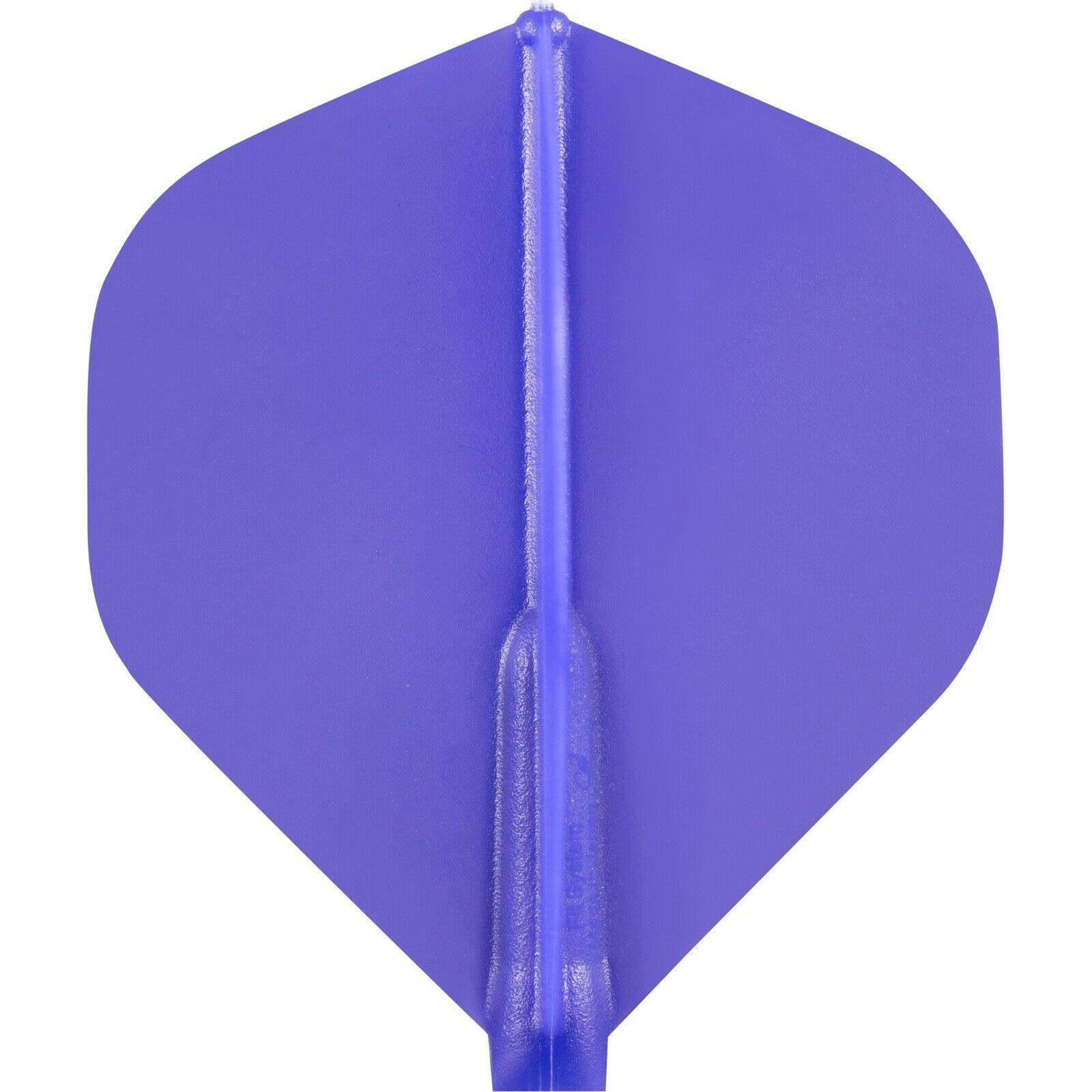 Cosmo Darts - Fit Flight Dark Blue Standard