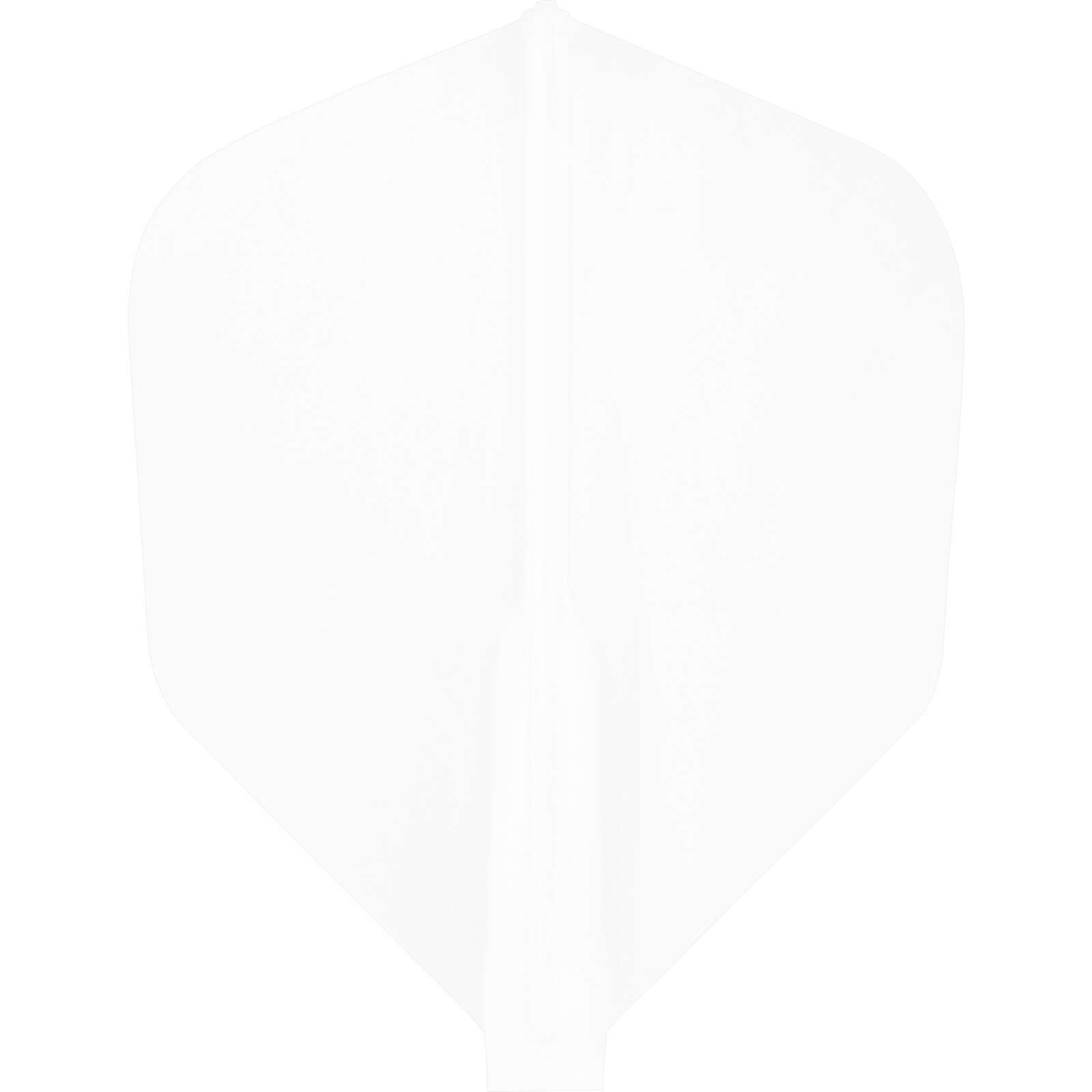 Cosmo Darts - Fit Flight White Shape