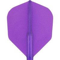 Cosmo Darts Cosmo Darts - Fit Flight Purple Shape