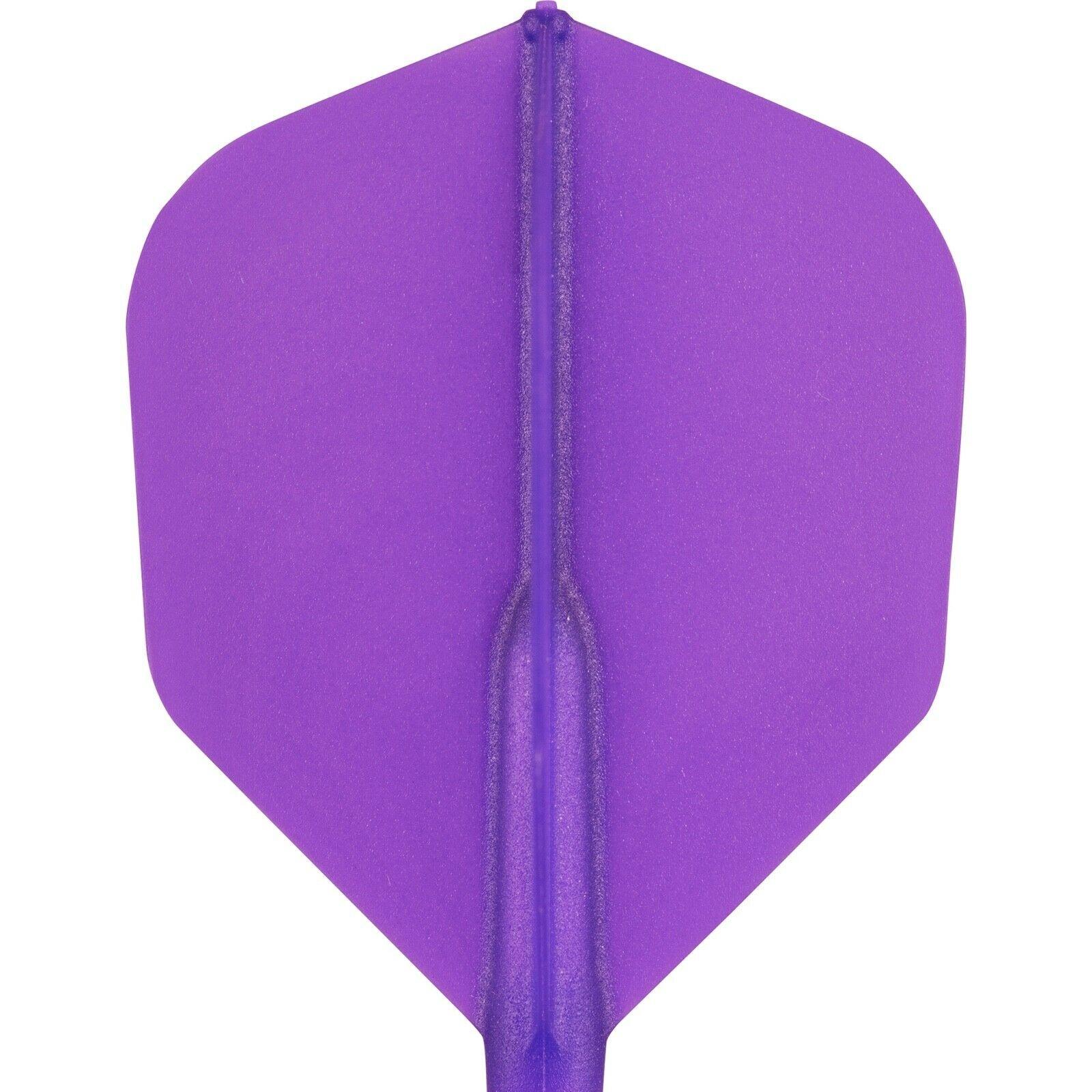 Cosmo Darts - Fit Flight Purple Shape