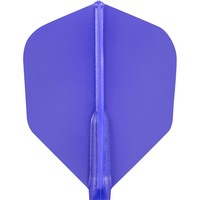 Cosmo Darts Cosmo Darts - Fit Flight Dark Blue Shape