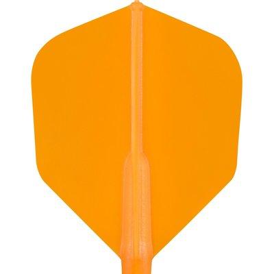 Cosmo Darts - Fit Flight Orange Shape