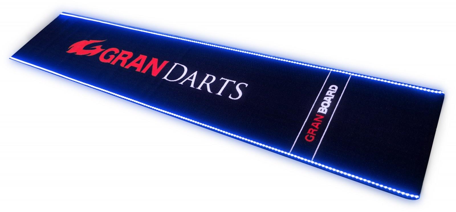 GranBoard LED Darts Mat