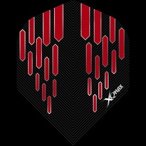 XQMax Darts XQMax Contour Red No2