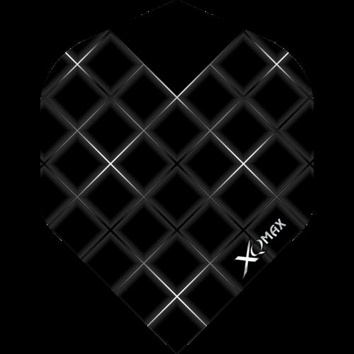 XQMax Darts XQMax Grid Black No2