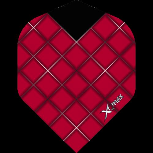 XQMax Darts XQMax Grid Red No2
