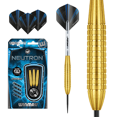 Winmau Neutron 2 Brass