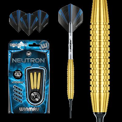 Winmau Neutron 2 Brass  Soft Tip