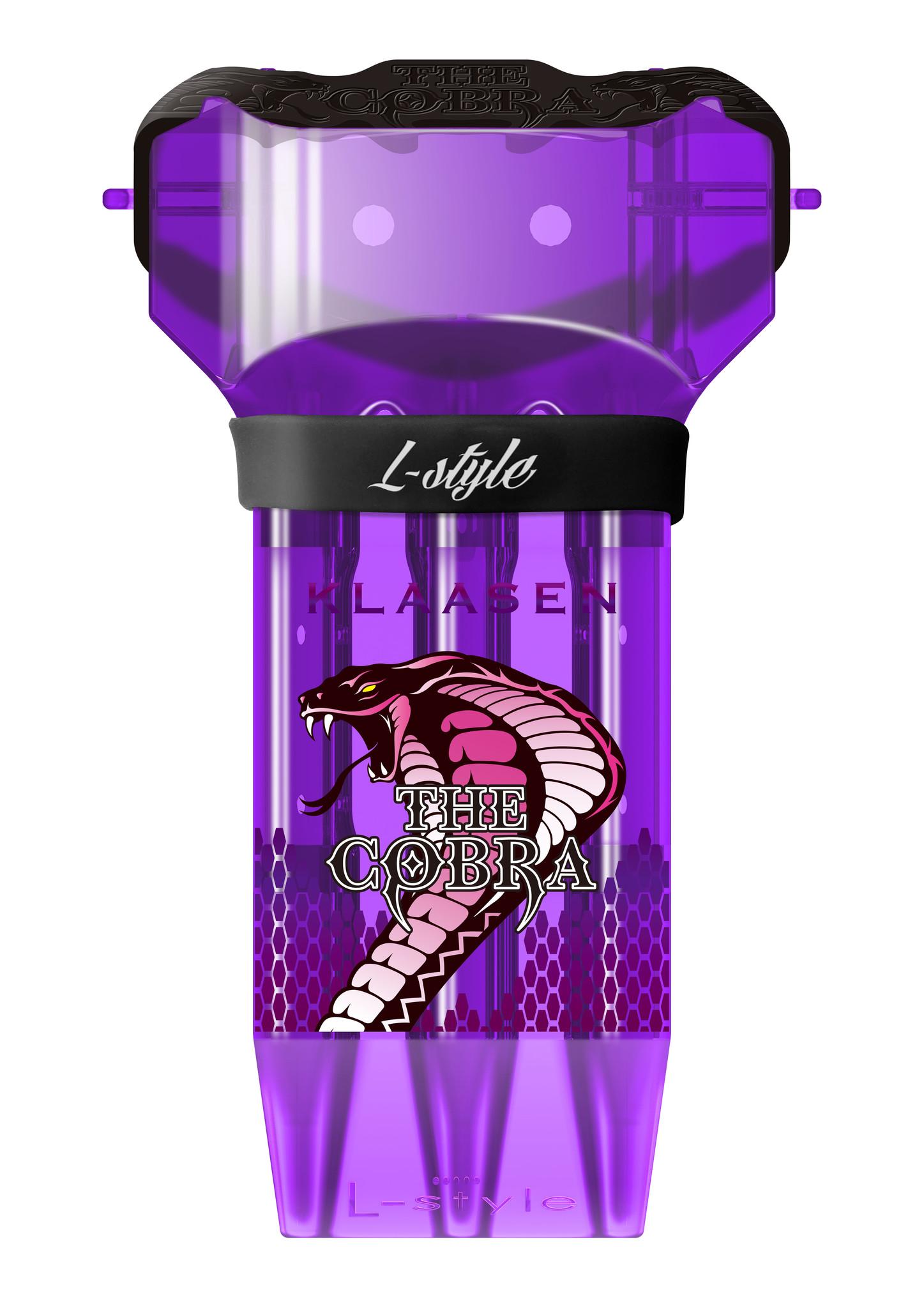 L-Style Krystal One Jelle Klaasen Purple