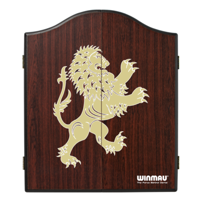 Winmau Cabinet Rosewood Lion