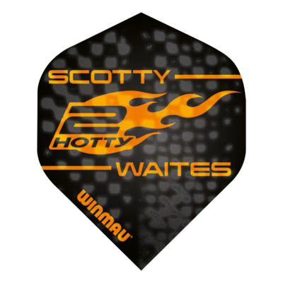 Winmau Scott Waites Black