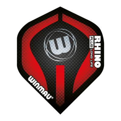 Winmau Rhino 150 Black & Red