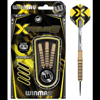 Winmau Xtreme2 - 1 Brass