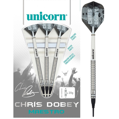 Unicorn Maestro Chris Dobey 90% Soft Tip