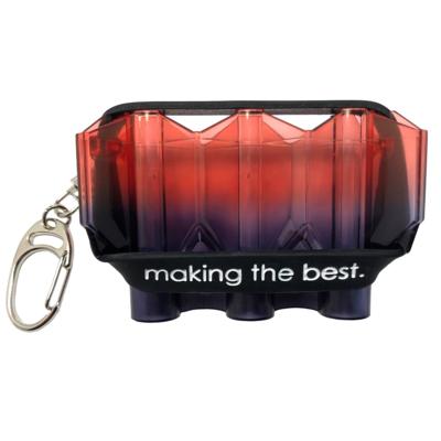 L-Style Krystal N9 Twin Color Red Eye