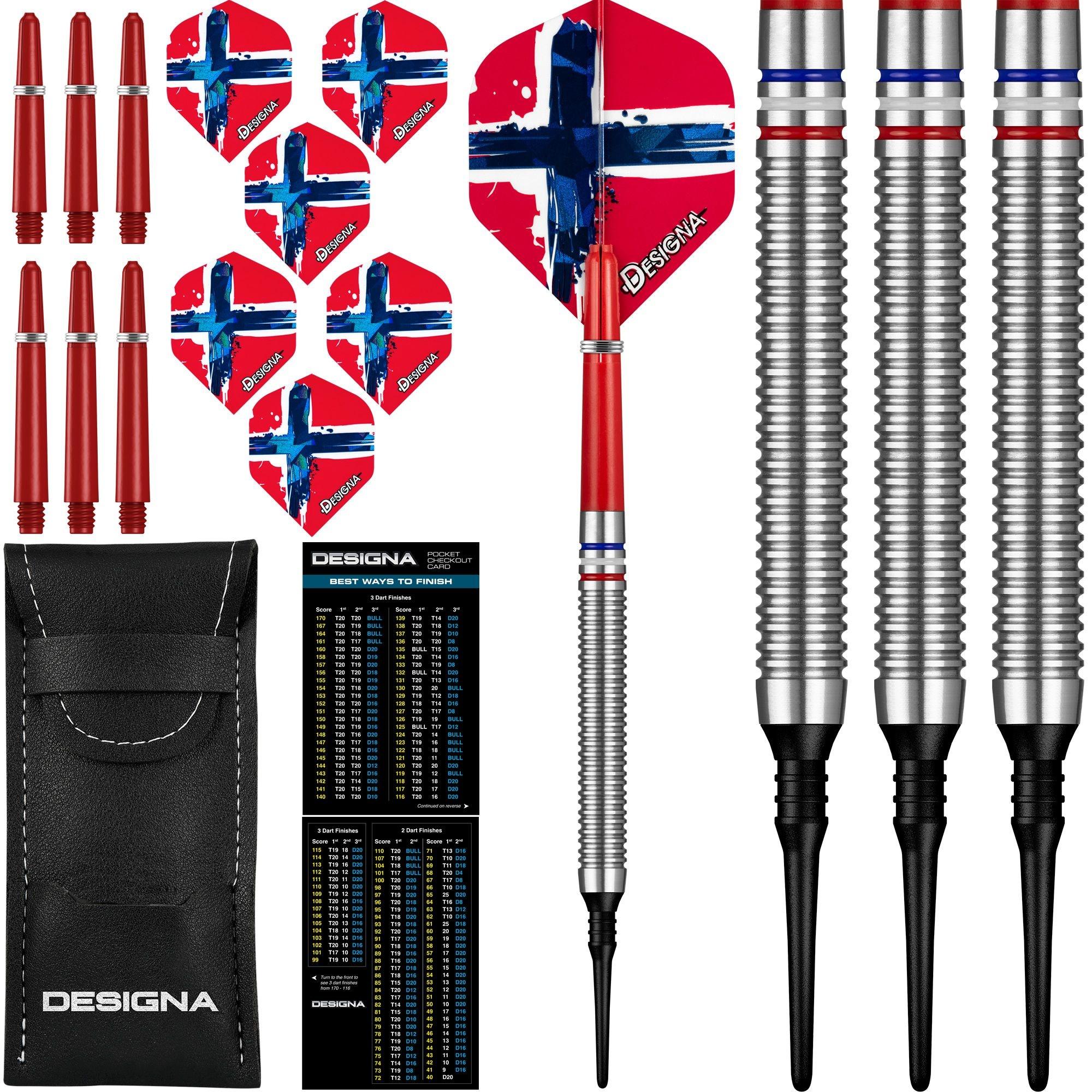 Patriot X Norway 90% Soft Tip