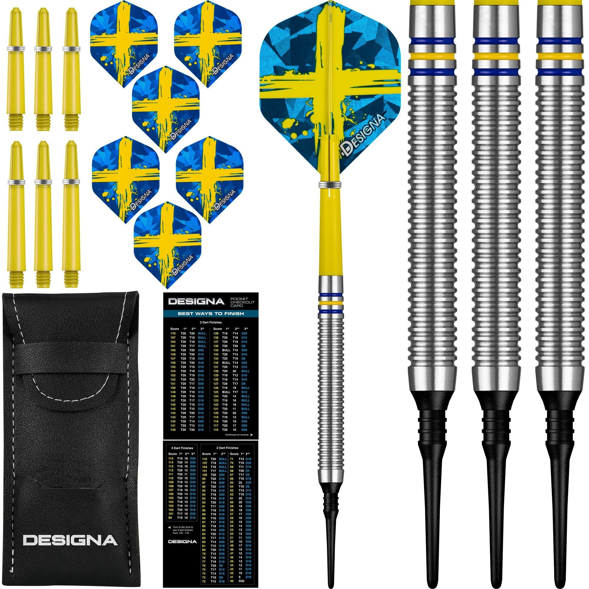 Patriot X Sweden 90% Soft Tip