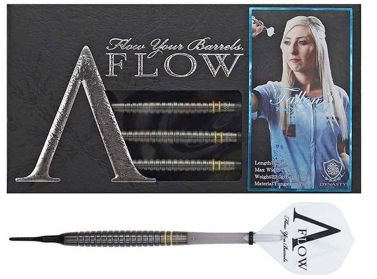 Dynasty A-FLOW Fallon3 DLC 95% Soft Tip