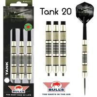 Bull's Bull's Tank Nickel Silver 20g
