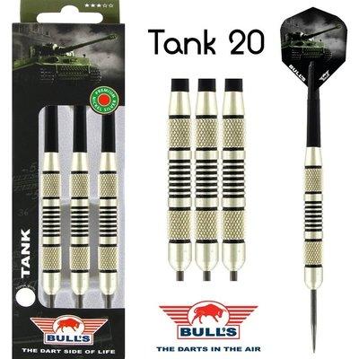 Bull's Tank Nickel Silver 20g