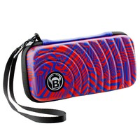 Bull's Germany Bull's Orbis Small Dartcase Limited Edition Red/Blue