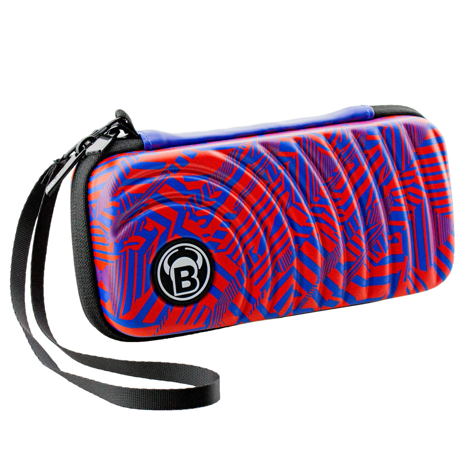 Bull's Orbis Small Dartcase Limited Edition Red/Blue