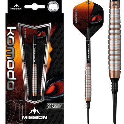 Mission Komodo GX M2 90% Soft Tip
