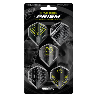 Michael van Gerwen Prism Flight Collection V2