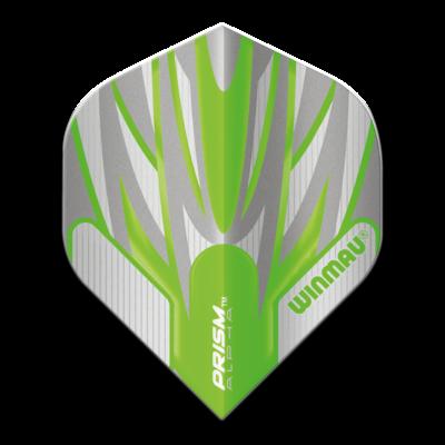 Winmau Prism Alpha Extra Thick Grey & Green