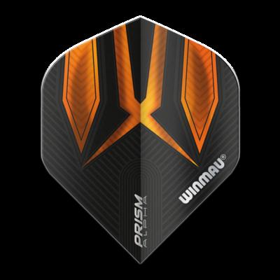 Winmau Prism Alpha Extra Thick Black & Orange