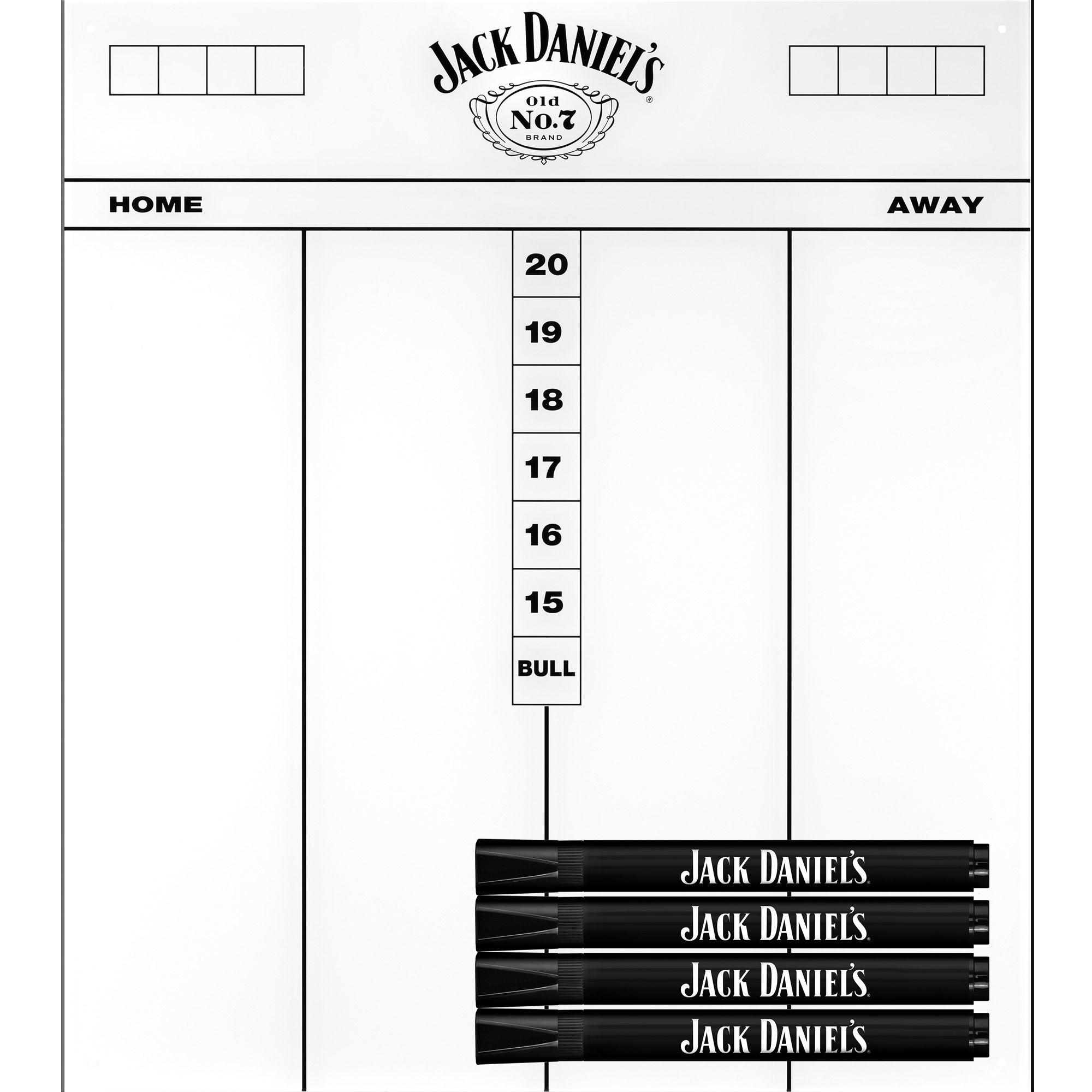 Jack Daniels Flex Scoreboard