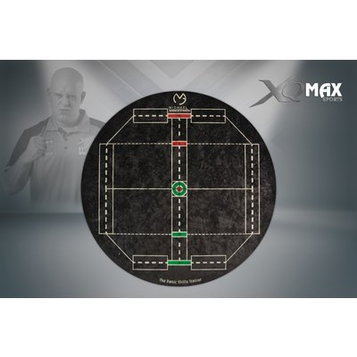 XQMax MvG Training Dartbord