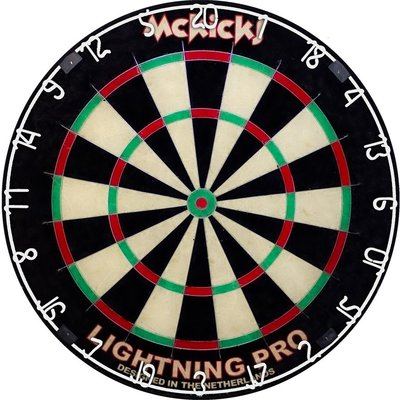 Mckicks Lightning Pro Dartbord