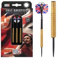 Legend Darts Eric Bristow Crafty Cockney 90% Gold Knurled