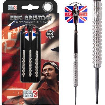 Eric Bristow Crafty Cockney 90% Silver Knurled