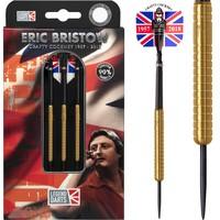 Legend Darts Eric Bristow Crafty Cockney 90% Gold Ringed