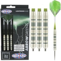 McKicks McKicks Arrow Greens Silver 22 gram