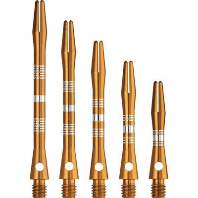 Dartshopper Aluminium Regrooved Gold