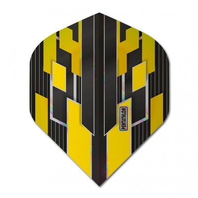 Pentathlon Gilded Yellow