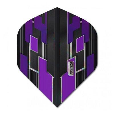 Pentathlon Gilded Purple