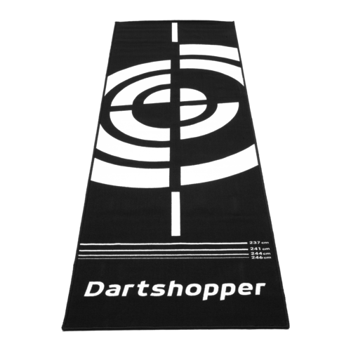 Dartshopper Dartshopper Carpet Dartmat 285 x 80 cm
