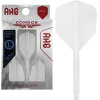 Condor Condor Axe Flight System - Small White