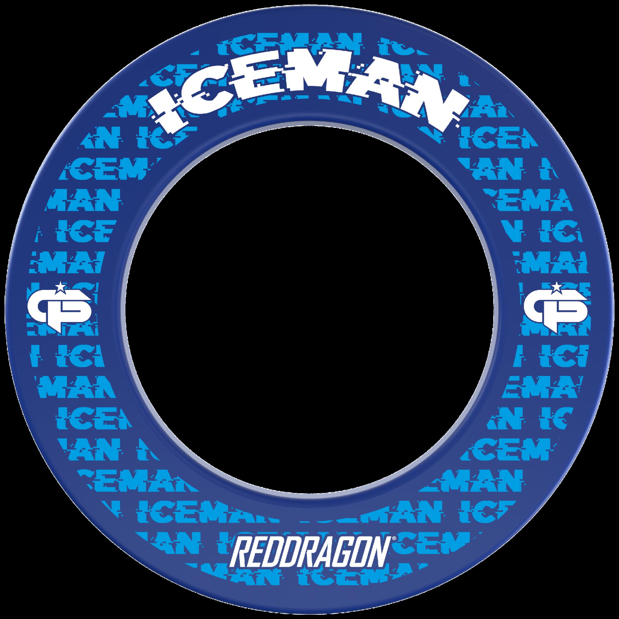 Gerwyn Price Iceman Dartboard Surround