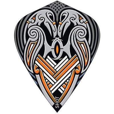 Shot Viking Raven Black Kite