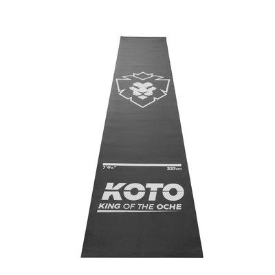 KOTO Foam Dartmat 290x60cm