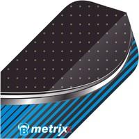 Bull's Germany Bull's Metrixx Stripe Blue Slim