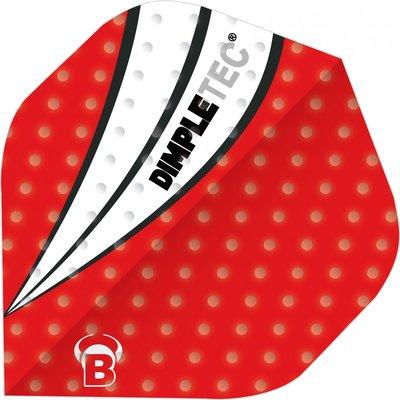 Bull's Dimpletec Red
