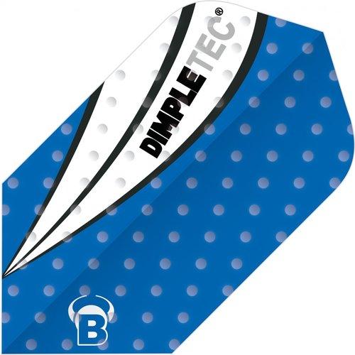 Bull's Germany Bull's Dimpletec Blue Slim