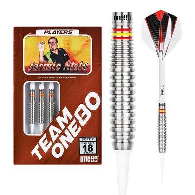 ONE80 Jacinto Nieto 80% Soft Tip